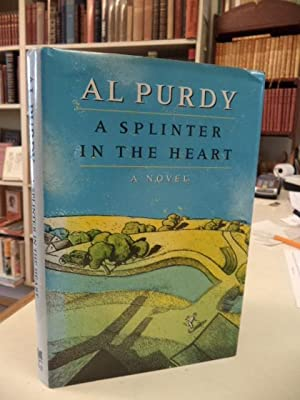A Splinter in the Heart. [inscribed]