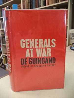 Generals at War [signed]: De Guingand, Major-General