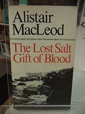 The Lost Salt Gift of Blood [first pb ed. signed]