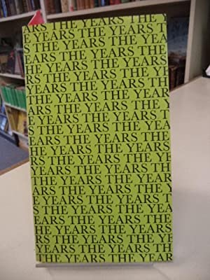 The Years [inscribed]