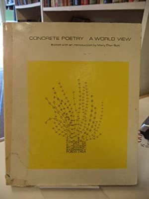 Concrete Poetry: A World View: Mary Ellen Solt
