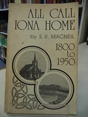 All Call Iona Home - 1800-1950 [signed]