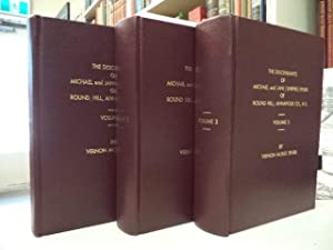 The Descendants of Michael and Jane (Shippee) Spurr of Round Hill, Annapolis Co., N.S. [3 volumes...