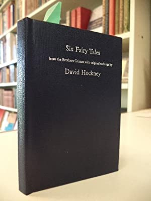 Six Fairy Tales from the Brothers Grimm with original etchings by David Hockney