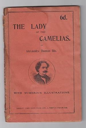 The Lady of the Camelias, Diane de: Alexandre Dumas fils