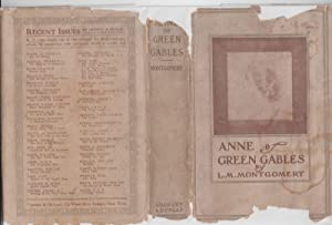 Anne Of Green Gables [with 1914 dust: Montgomery, L. M.