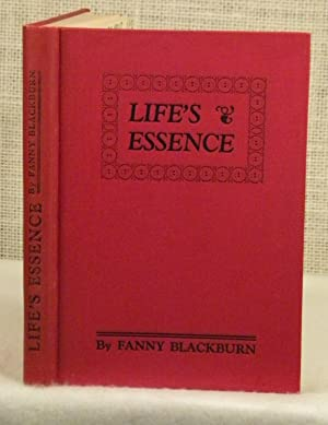 Life's Essence: Blackburn Fanny