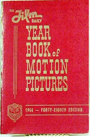 The Year Book of Motion Pictures - 1966: Alicoate Charles