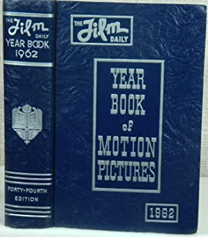 The Year Book of Motion Pictures - 1962: Alicoate Charles