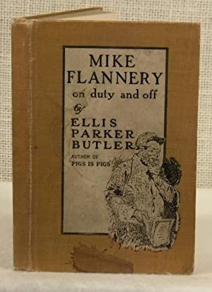 Mike Flannery on duty and off: Butler Ellis Parker