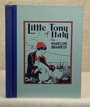 Little Tony of Italy: Brandeis Madeline