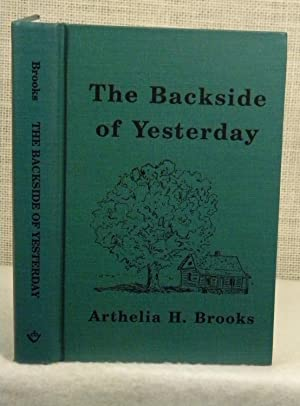 The Backside of Yesterday: Brooks Arthelia H