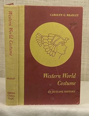 Western World Costume: Bradley Carolyn G