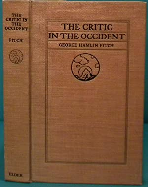 The Critic in the Occident: Fitch George