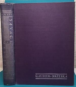 Savage Messiah - Gaudier and Brzeska: Ede H S