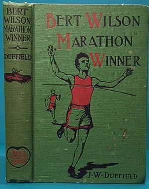 Bart Wilson - Marathon Winner: Duffield J W