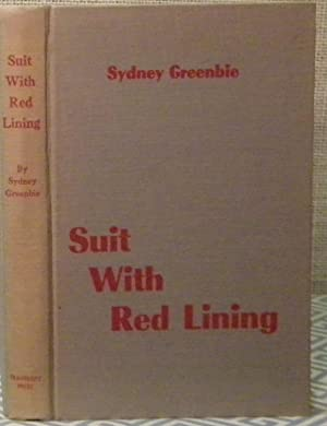 Suit with Red Lining: Greenvie Sydney