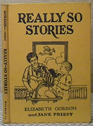 Really So Stories: Gordon and Priest