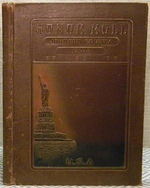 Honor Roll - Johnson County, Iowa 1917-1919: Dreyer Dick