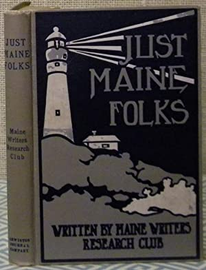 Just Maine Folks: Haine Writer's Research Club