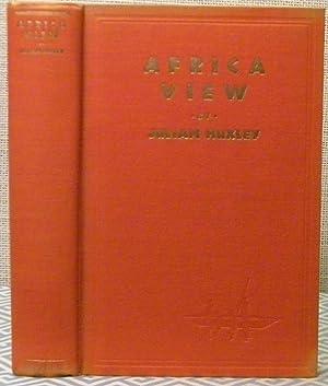 African View: Huxley Julian