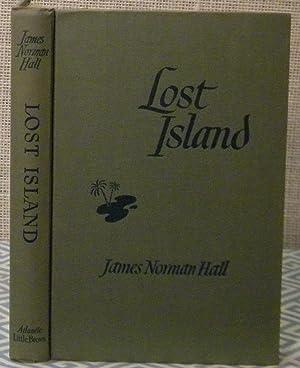 Lost Island: Hall James