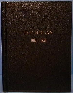 D.P. Hogan 1913-1936: Kloster H