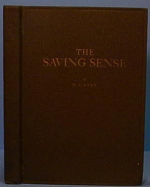 The Saving Sense: Kerr Wesley