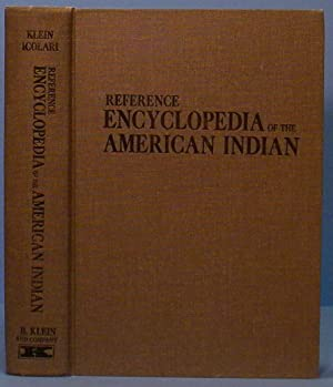 Reference Encyclopedia of the American Indian: Klein and Icolari