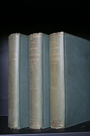 The Life and Letters of Charles Darwin including an Autobiographical Chapter Edited by his Son ...