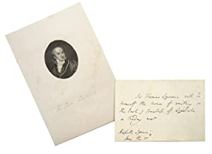Autograph Notes, Signed