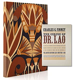 The Circus of Dr. Lao. Introduction by: Finney, Charles G.