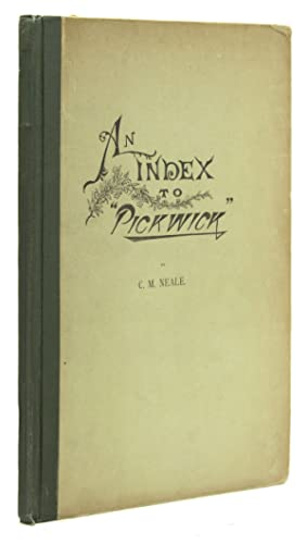 An Index to Pickwick