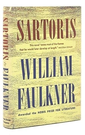 Sartoris: Faulkner, William