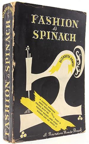 Fashion is Spinach: Hawes, Elizabeth