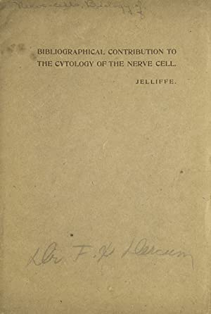 Bibliographical Contribution to the Cytology of the Nerve Cell