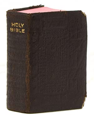 The Holy Bible, containing the Old and New Testaments .
