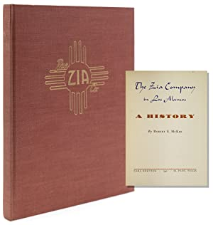The Zia Company in Los Alamos: A History