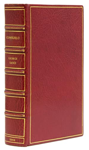 Consuelo . Vol II. Translated by Francis G. Shaw. [Vol. II Only]