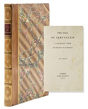 The Fall of Jerusalem; A Dramatic Poem