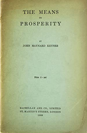 The Means of Prosperity