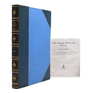 The Natural History of Selborne with Notes by Richard Kearton, F.Z.S.
