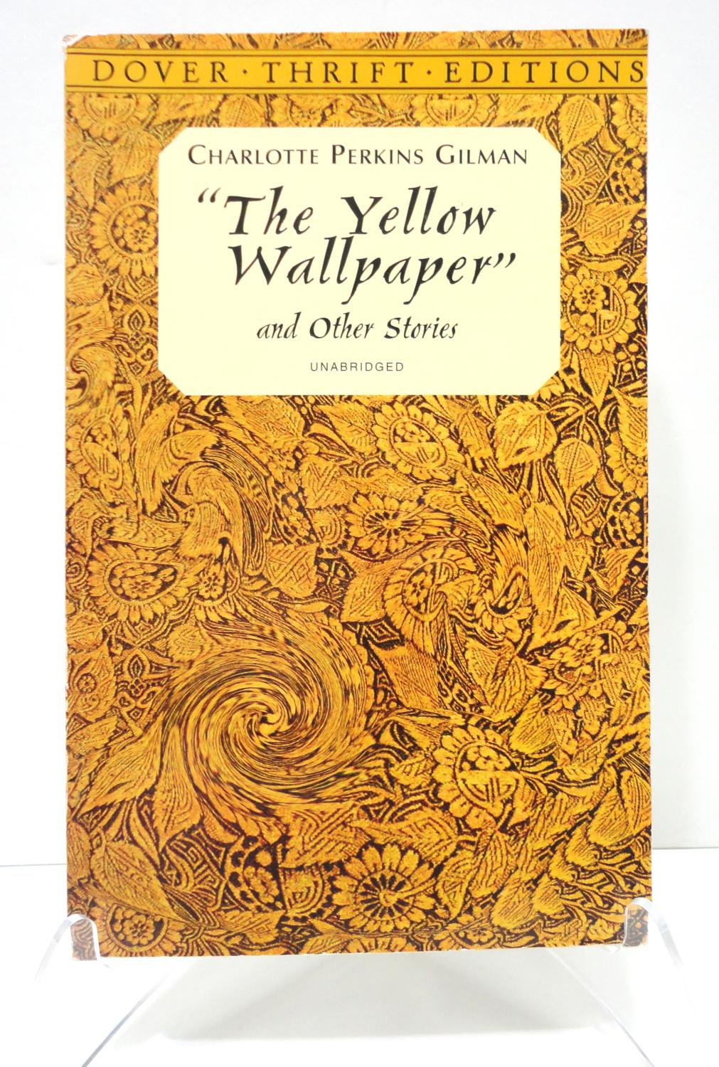 "an analysis of the short story the yellow wallpaper written by charlotte perkins gilman as a cry for ""the yellow wallpaper"" by charlotte perkins gilman is a short story from the victorian period featuring a protagonist who exemplifies a mental disorder labelled as ""hysteria,"" a term widely used during the period to."