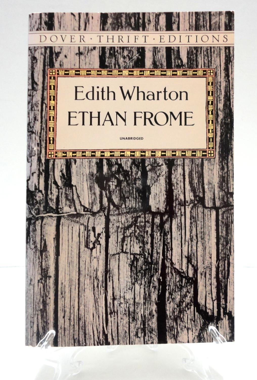 ethan frome by edith wharton abebooks
