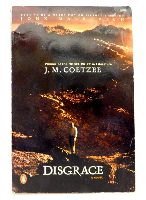 disgrace by coetzee abebooks