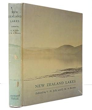 New Zealand Lakes: Jolly, V.H. And