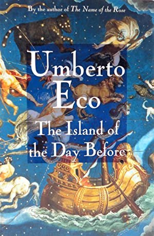 The Island Of The Day Before: ECO, UMBERTO