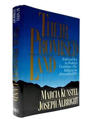 Their Promised Land: Arab and Jew in: Kunstel, Marcia and