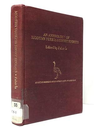 An Anthology of Modern Turkish Short Stories: Iz, Fahir (Editor)