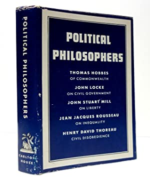 Political Philosophers: Hobbes, Thomas; Locke,